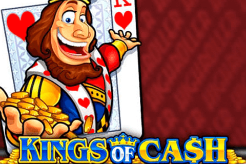 logo kings of cash microgaming spilleautomat