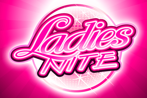 logo ladies nite microgaming spilleautomat