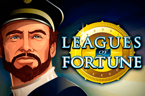 logo leagues of fortune microgaming spilleautomat