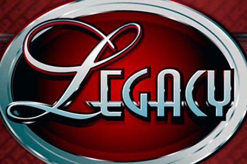 logo legacy microgaming spilleautomat