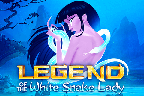 logo legend of the white snake lady yggdrasil spilleautomat