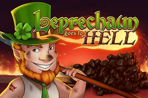 logo leprechaun goes to hell playn go spilleautomat
