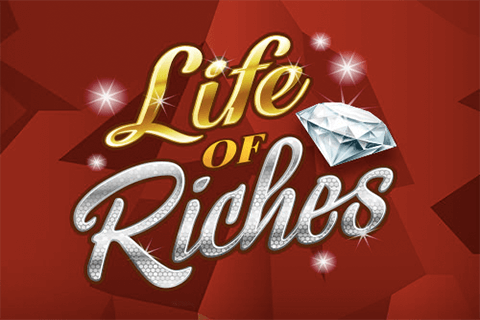 logo life of riches microgaming spilleautomat