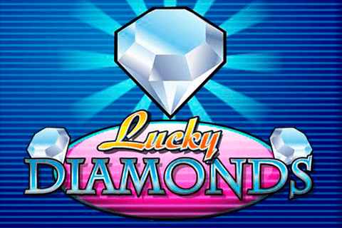 logo lucky diamonds playn go spilleautomat