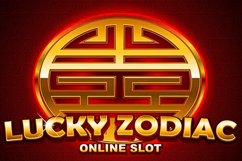 logo lucky zodiac microgaming spilleautomat