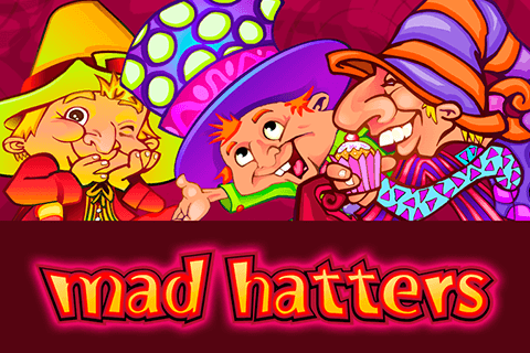logo mad hatters microgaming spilleautomat