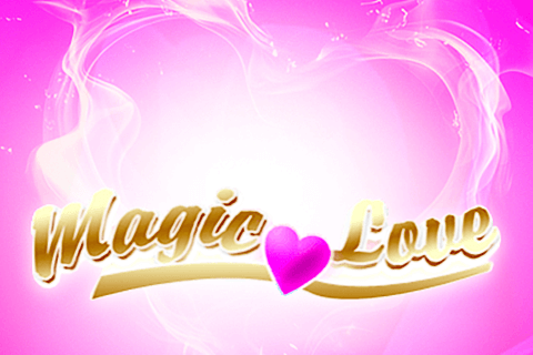 logo magic love netent spilleautomat