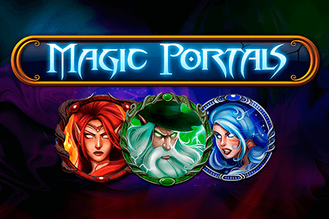 logo magic portals netent spilleautomat