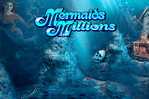 logo mermaids millions microgaming spilleautomat