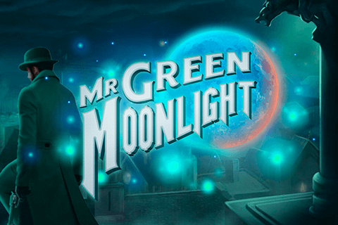 logo mr green moonlight netent spilleautomat