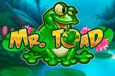 logo mr toad playn go spilleautomat