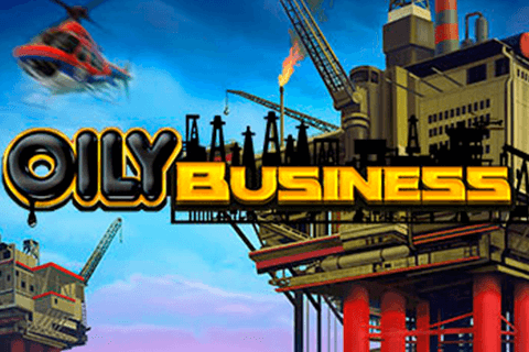 logo oily business playn go spilleautomat