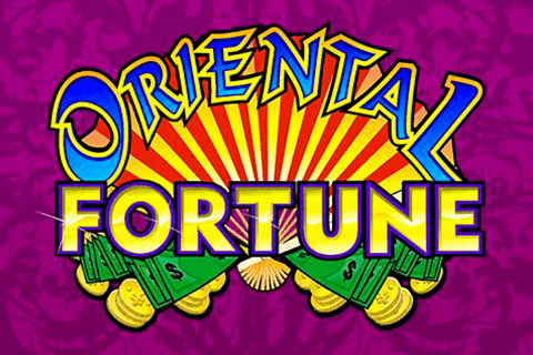 logo oriental fortune microgaming spilleautomat
