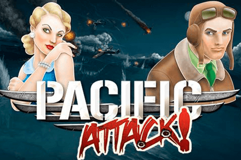 logo pacific attack netent spilleautomat
