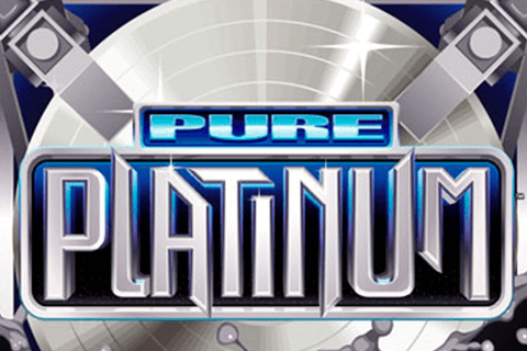 logo pure platinum microgaming spilleautomat
