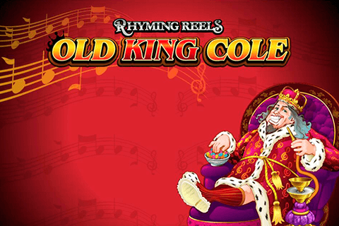 logo rhyming reels old king cole microgaming spilleautomat
