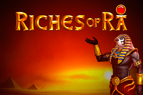 logo riches of ra playn go spilleautomat
