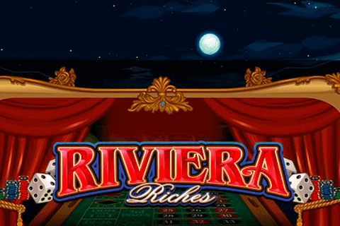 logo riviera riches microgaming spilleautomat