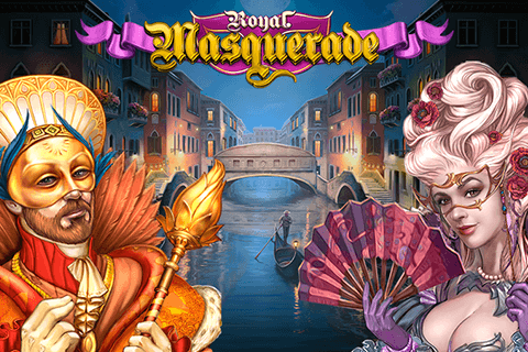 logo royal masquerade playn go spilleautomat
