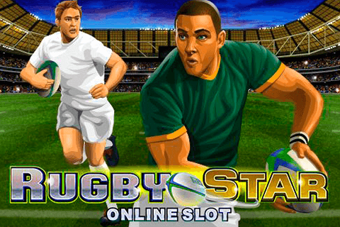 logo rugby star microgaming spilleautomat