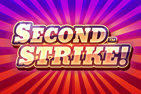 logo second strike quickspin spilleautomat