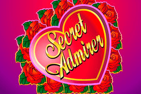 logo secret admirer microgaming spilleautomat