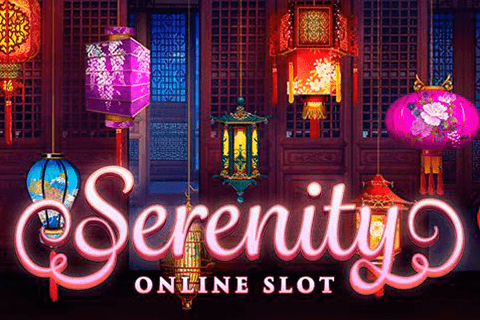 logo serenity microgaming spilleautomat