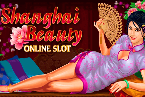 logo shanghai beauty microgaming spilleautomat