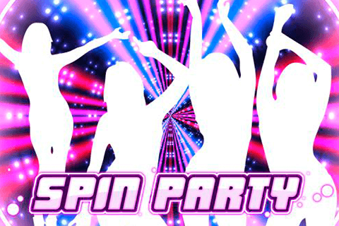 logo spin party playn go spilleautomat