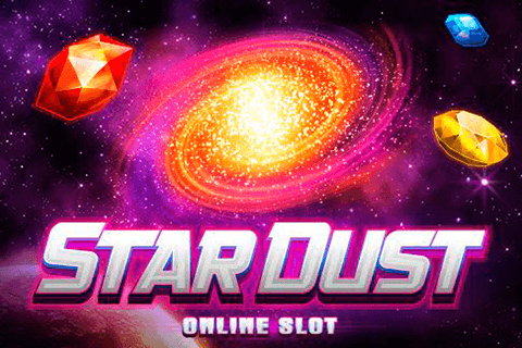 logo stardust microgaming spilleautomat
