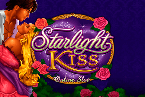 logo starlight kiss microgaming spilleautomat