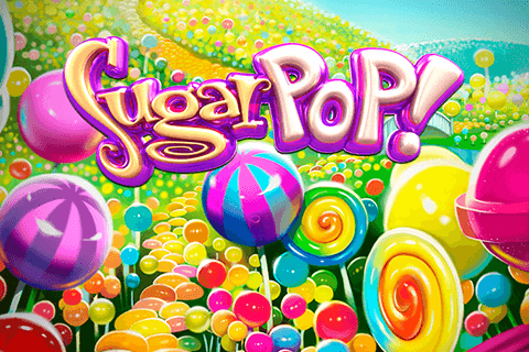 logo sugar pop betsoft spilleautomat