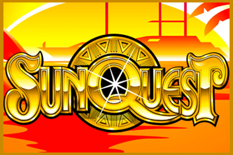 logo sunquest microgaming spilleautomat