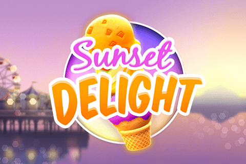 logo sunset delight thunderkick spilleautomat