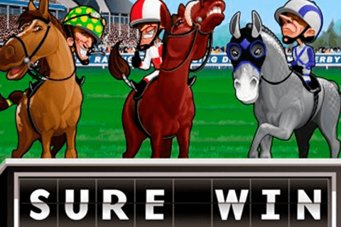 logo sure win microgaming spilleautomat