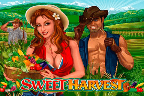 logo sweet harvest microgaming spilleautomat
