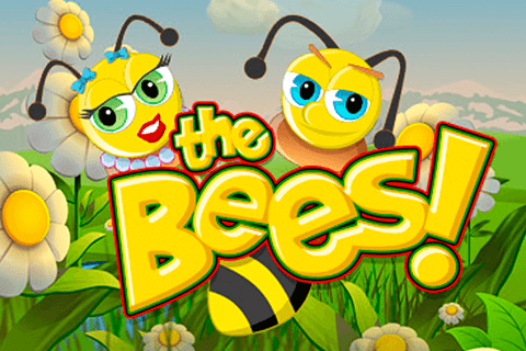 logo the bees betsoft spilleautomat