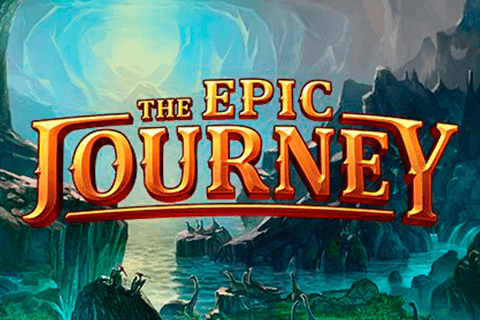logo the epic journey quickspin spilleautomat
