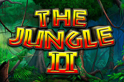 logo the jungle ii microgaming spilleautomat