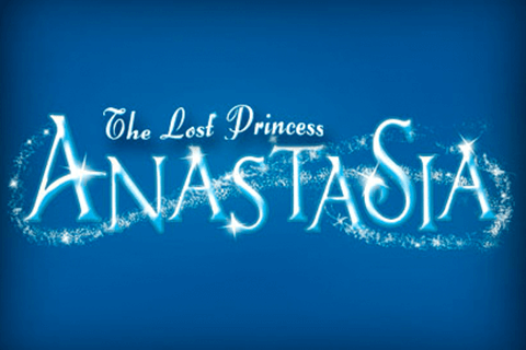 logo the lost princess anastasia microgaming spilleautomat
