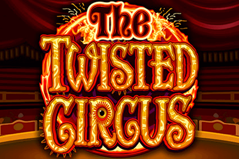logo the twisted circus microgaming spilleautomat