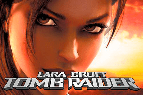 logo tomb raider ii microgaming spilleautomat