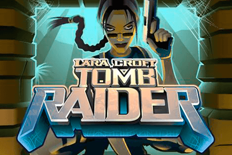 logo tomb raider microgaming spilleautomat