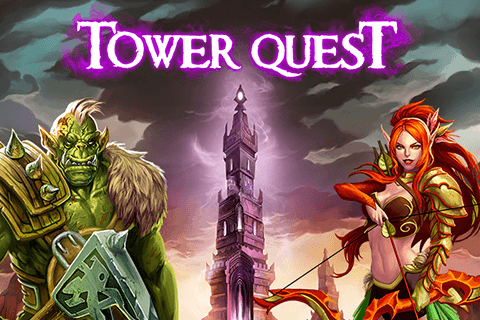 logo tower quest playn go spilleautomat