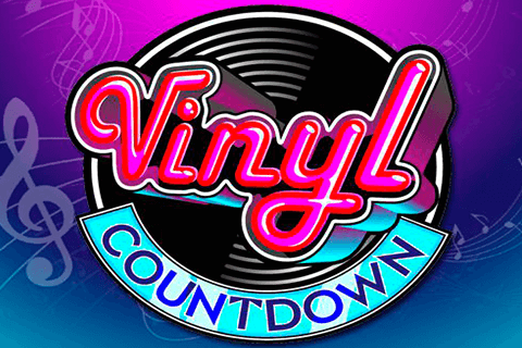 logo vinyl countdown microgaming spilleautomat