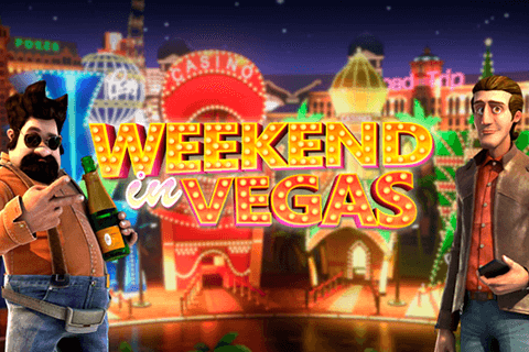 logo weekend in vegas betsoft spilleautomat