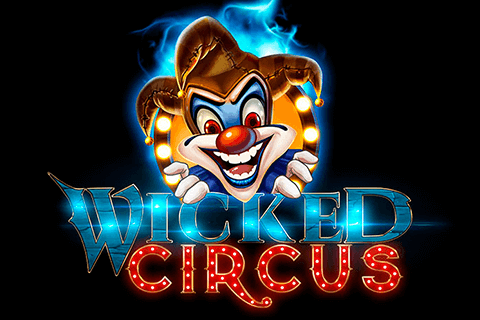 logo wicked circus yggdrasil spilleautomat