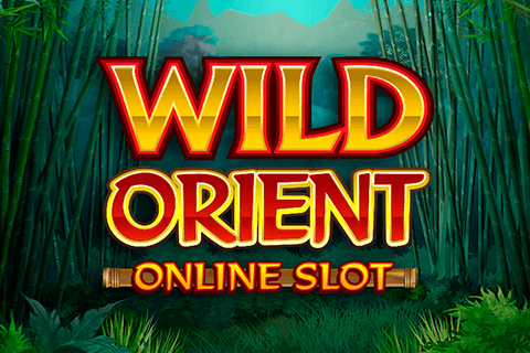 logo wild orient microgaming spilleautomat