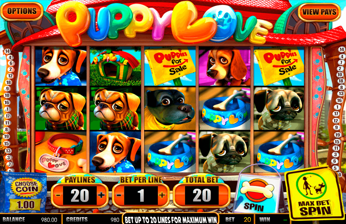 puppy love betsoft automat pa nett