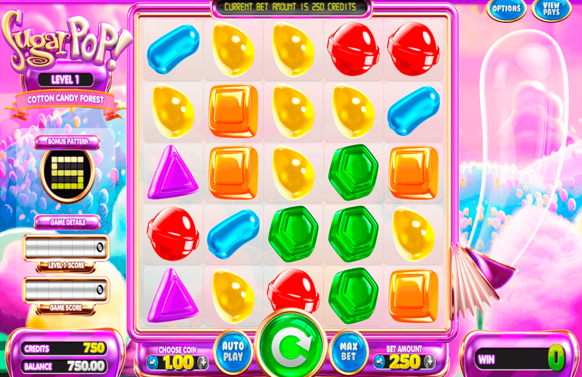 sugar pop betsoft automat pa nett